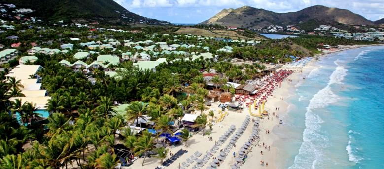 1 © La Playa Orient Bay resort et Spa