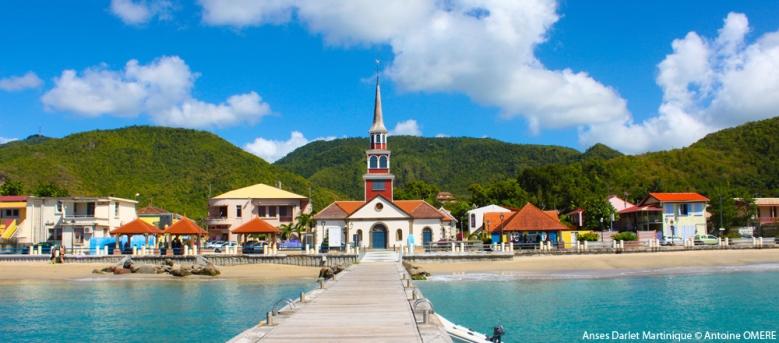 Anses Darlet Martinique © Antoine OMERE