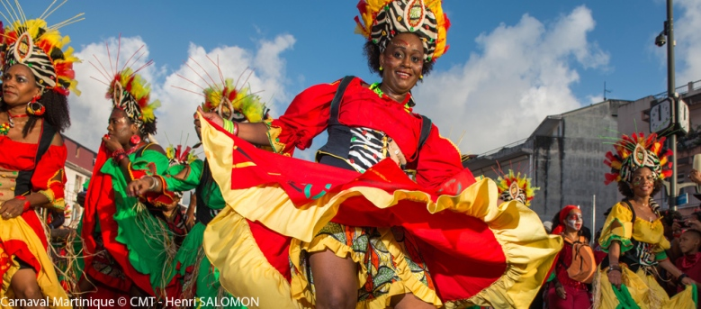 Carnaval Martinique © CMT - Henri SALOMON