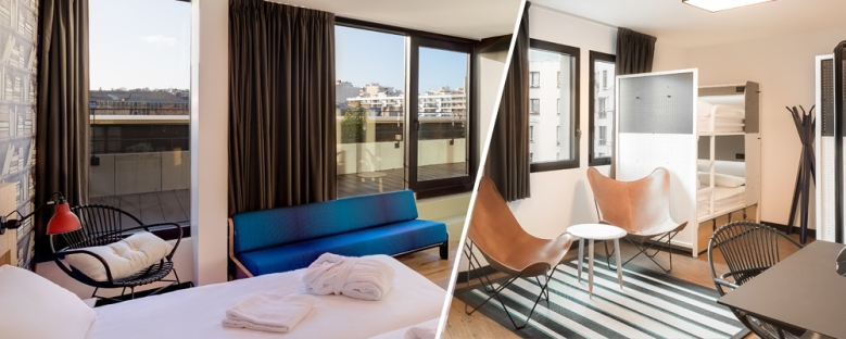 Gen Paris - Premium room - Sinue Serra