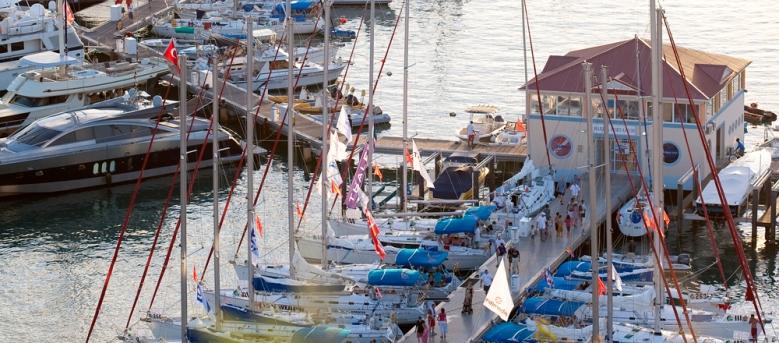 Marina © Office de Tourisme de St Martin