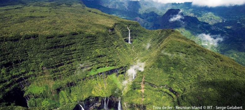 Trou de fer - Reunion Island © IRT - Serge Gelabert
