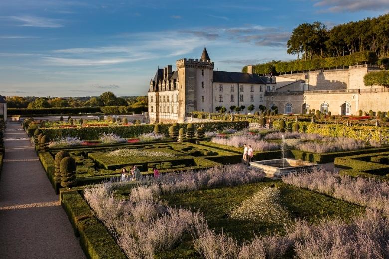 Blog 2 - Château et Jardins de Villandry - ©David Darrault
