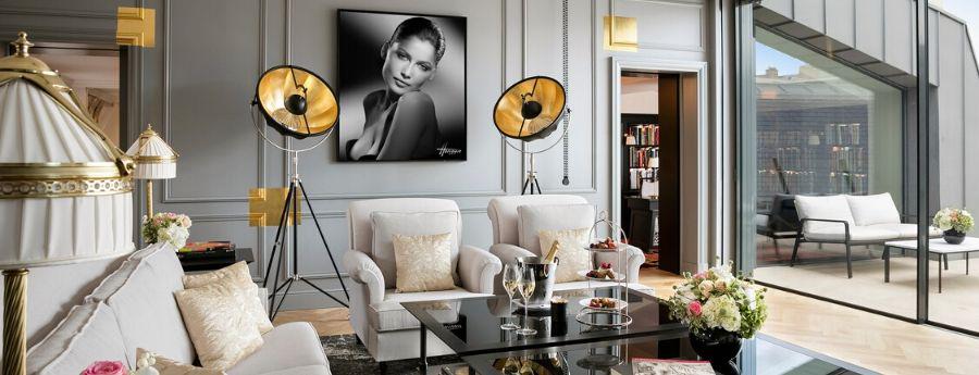 Suite Harcourt Paris - salon 6 900X345 credit Fabrice Rambert